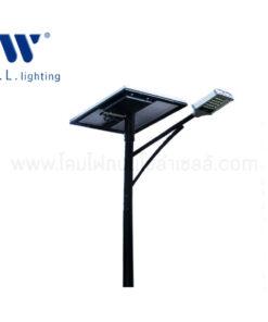 โคมไฟถนนโซล่าเซลล์ 30W GK-B W.L. lighting