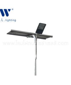 โคมไฟถนนโซล่าเซลล์ 30W GK-C W.L. lighting