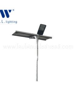 โคมไฟถนนโซล่าเซลล์ 40W GK-C W.L. lighting