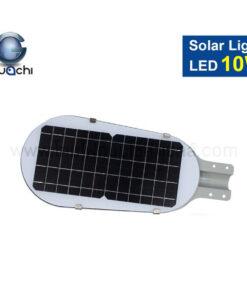 โคมไฟถนนโซล่าเซลล์ 10W (วอร์มไวท์) IWACHI